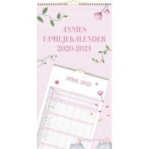Annies Familjekalender 20-21