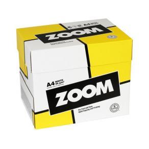 Kopieringspapper Zoom A4, 80g, 5x500/fp