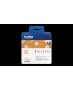 Etikett Brother QL 23x23mm 1000/fp DK-11221