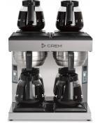 Kaffebryggare CREM Coffee Queen DA-4, automatisk vattenpåfyllning