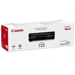 Canon CRG-725 - Svart - original - tonerkassett