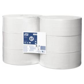 Toalettpapper TORK Jumbo Advanced T1, 1-lag, 500m, 6/fp