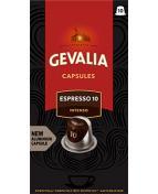 Kaffekapsel GEVALIA Espresso Intenso, 10/fp
