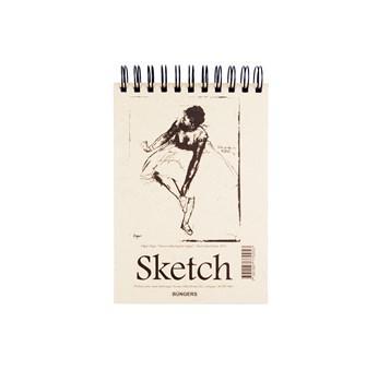 Skissblock A5 110g 70 blad 10st
