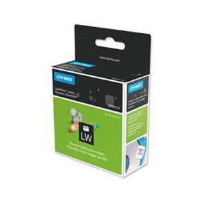 Etiketter Dymo Universal, 25x25mm, 750/fp