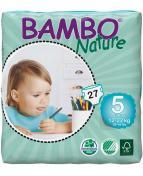 Blöja Bambo Nature Juni 12-22