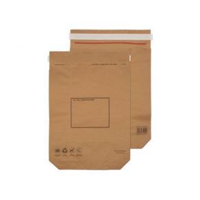 E-Handelspåse papper 420x340x80mm 100/F