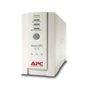 APC Back-UPS CS 650 - UPS - AC 230 V - 400 Watt - 650 VA