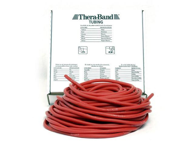 THERA-BAND TUBING röd 30,5m