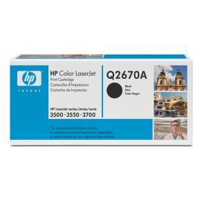 Toner HP Q2670A 308A Svart