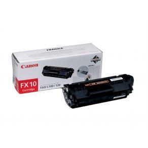 Canon FX-10 - Svart - original - tonerkassett
