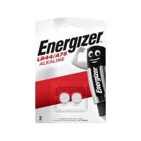 Batteri Energizer Cell Alkaline LR44/A76, 2/fp