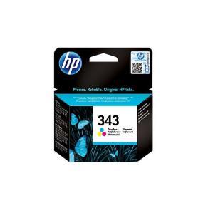 Bläckpatron HP C8766EE 343 Färg
