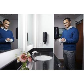 Dispenser TORK flytende såpe S1 sort