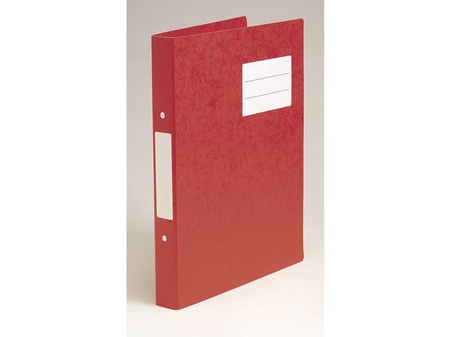 Ringpärm Papp A4 Röd, 23mm