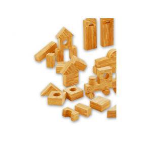 Byggklossar, mjuka 80 delar, +3år