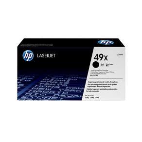 Toner HP Q5949X 49X Svart