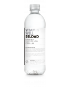 VITAMIN WELL Reload Citron/Lime, 50cl, 12st