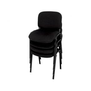 Besöksstolar - Stapelbar stol Barcelona svart 4/FP