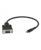 Vision Professional - Seriell adapter - USB-C (hane) till DB-9