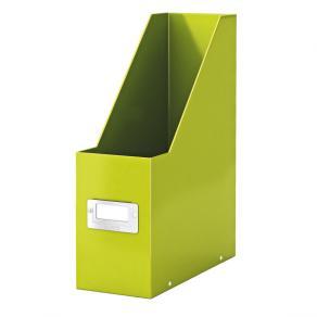 Tidskriftsamlare Click & Store WOW Grön, 95x245x310mm