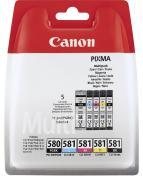 Bläckpatron CANON PGI-580/CLI-581 5/FP