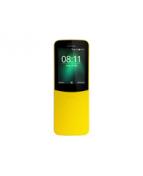 Nokia 8110 4G - Mobiltelefon - dual-SIM - 4G LTE - microSD slot