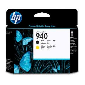 Skrivhuvud HP C4900A 940 Svart/Gul