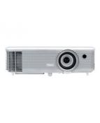 Optoma W400+ - DLP-projektor - bärbar - 3D - 4000 ANSI lumen