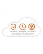 SonicWall Hosted Email Security Advanced - Abonnemangslicens (3