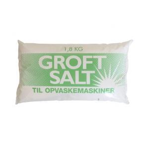Filtersalt, grovt, 1,8 kg
