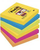 POST-IT Super Sticky Rio 76x76mm 6/FP