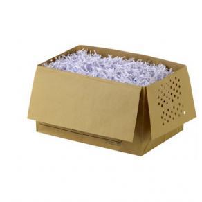 Avfallssäckar återvinningsbara REXEL Auto+ 100/130, 26L, 20/fp