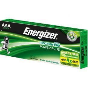 Batteri Laddbar ENERGIZER P-P AAA 10/FP