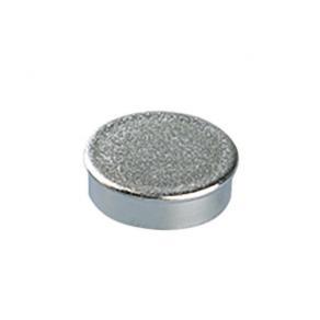 Magnetknapp Silver, 30mm, 6/fp