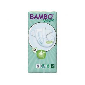 Blöja BAMBO Nature Maxi+ 10-20 kg 54/FP