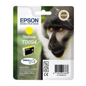 Epson T0894 - Utskriftkassett - 1 x gul