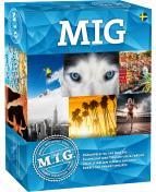 Spel MIG blå