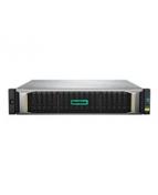 HPE Modular Smart Array 2052 SAN Dual Controller SFF Storage