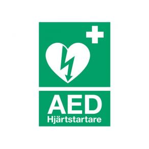 Hjärtstartare gratis