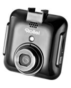 Rollei CarDVR-71 Dashcam, Black