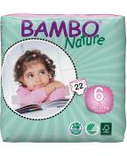 Blöja Bambo Nature XL 16-30 kg