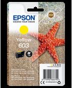 Bläckpatron EPSON T03U 603 Gul
