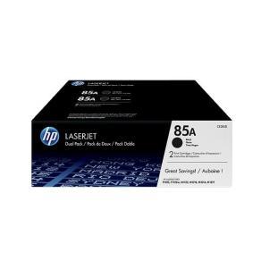 Toner HP CE285AD 85A Svart 2/FP