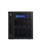 WD My Cloud EX4100 WDBWZE0400KBK - NAS-server - 4 fack - 40 TB