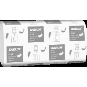 Pappershandduk KATRIN Plus One Stop L2, 2-lager, 23.5cm, 2310/fp