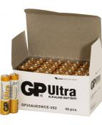 Batteri GP Ultra AAA LR03 40/f