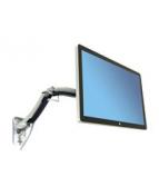 Ergotron MX Wall Mount LCD Arm - Monteringssats ( vridbar arm,