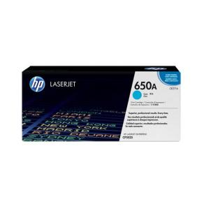 Toner HP CE271A 650A Cyan