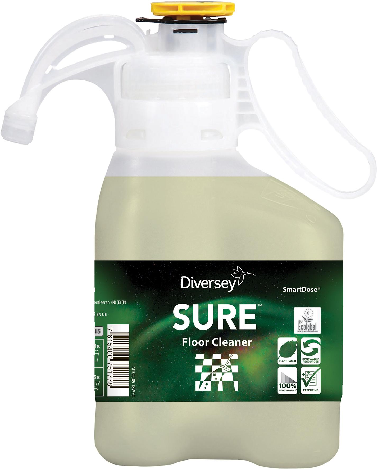 SmartDose SURE Floor Cleaner 1,4l